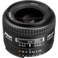 Nikon AF NIKKOR 28mm f/2.8D Lenses