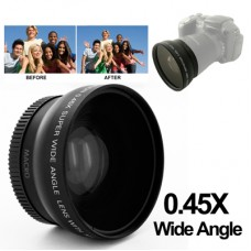 Super Wide Angle Lens 0.45x  Choose you size