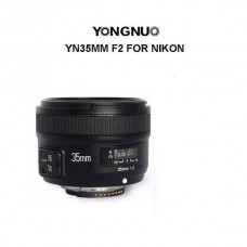 Yongnuo YN35mm F2 AF Wide-Angle Large Aperture Fixed Lens