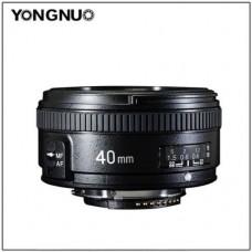 Yongnuo YN40mm F2.8 Standard Prime Lens