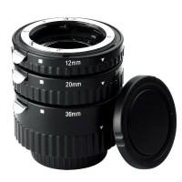 Auto Focus AF Macro Extension Tube Set for Nikon