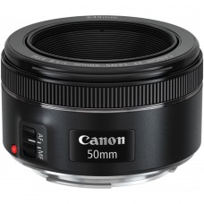 Canon EF 50mm f/1.8 STM Lens for Canon