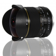 8mm F3.5 Aspherical Fisheye Lens For Nikon Or Canon