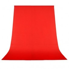 1.8x2.8m Red Muslin Background