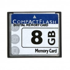 CF Compact Flash Memory Card 8 GB