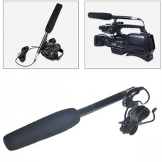 08511 Professional Microphone For All DSLR Camcorders