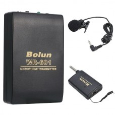 Mic Clip-on Microphone System