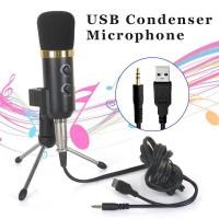 Microphone USB Condenser Recording