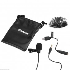Clip-on Mic Microphone for GoPro HERO
