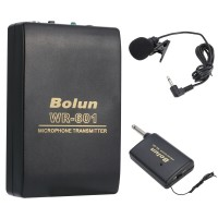 Mini Wireless Clip-on Microphone System WR601