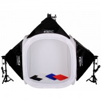 80cm Softbox Cube Tent Photo Studio 135W Light Kit