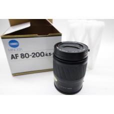Minolta AF 80-200mm Lense