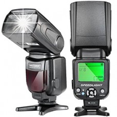Neewer NW-561 Flash Speedlite LCD Display