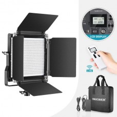 29231 Neewer Advanced 660 LED Video Light with 2.4G Wireless Remote