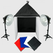 60cm Soft Light Tent Studio Kit