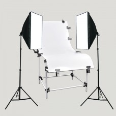 Table Kit 60x130CM Table 250W Continuous Light Product Diffuser