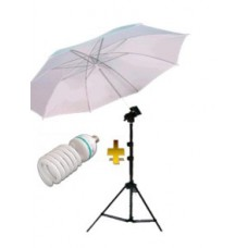 44231 Umbrella Set Photo Studio Choose Color Umbrella Lighting