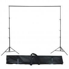 2m x 3m Studio Background Support 4 section crossbar