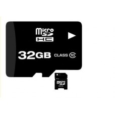 SanDisk Ultra Micro SD SDHC Memory Card With Adopter 32GB 80MB/s