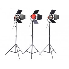 2400W-Redhead Continuous Lighting Kit