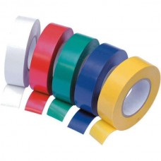 40233-1 PVC 5 Rolls Electrical Insulating Tape 19MM X 20MTR