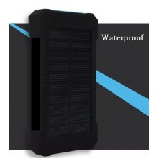 Waterproof Portable Solar Power Bank 100000mah External Battery Charger For Mobile Phone