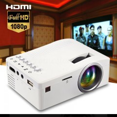 UC18 Mini 1080P LED Projector