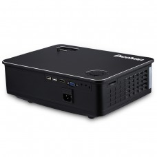 Excelvan 3300 Lumen LCD Projector HDMI VGA USB AV SD