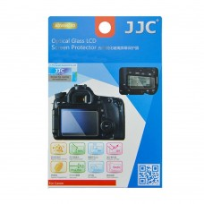 JJC Ultra-Thin Optical Glass LCD Screen Cover Protector for Canon
