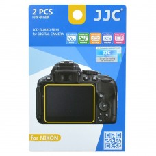 JJC LCD Screen Protector Guard Film Cover for Nikon