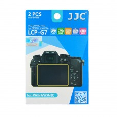 JJC LCD Screen Protector Guard Film Cover for Panasonic