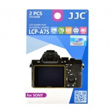 JJC LCD Screen Protector Guard Film Cover for Sony