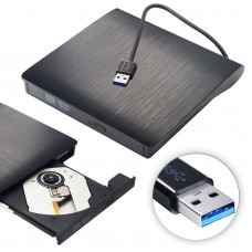 USB 3.0 External DVD RW CD RW Drive