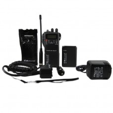 MIDLAND ALAN 42 MULTI HANDHELD CB TRANSCEIVER RADIO WITH ALL ACCESSORIES