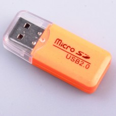 TF Micro USB Card Reader Adapter Up to 32GB