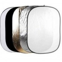 30444 60x90cm 5-in-1 Photo Studio Collapsible Reflector