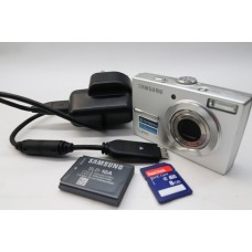 Samsung L200-10.2MP Camera