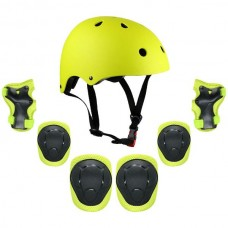 7 in 1 Protective Guard Safety Gear Yellow