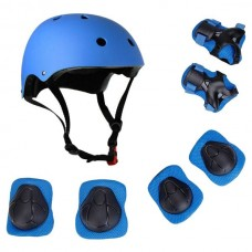 7 in 1 Protective Guard Safety Gear Blue