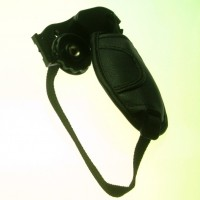 Leather  Camera Wrist Strap Hand Grip Digital SLR
