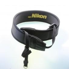 Nikon Camera Strap Yellow