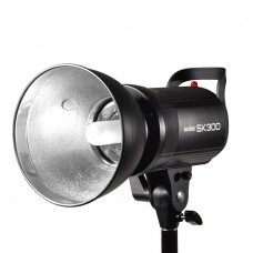 Godox SK300 Studio Strobe LED Display Flash Lighting Head