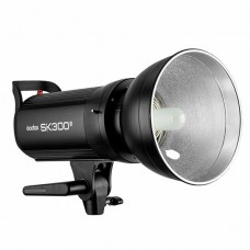 Godox SK300 II Studio Strobe LED Display Flash Lighting Head