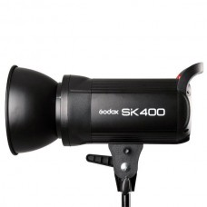 Godox SK400 Studio Strobe LED Display Flash Lighting Head