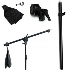 76-135cm Boom Arm Stand Light Support