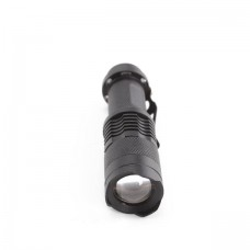 Mini Q5 CREE LED Zoomable Focus Bright Torch 1200LM