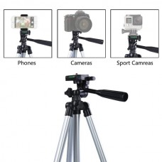 20611 Tripod Stand Mount Holder For Camera Smart Phone 650mm- 25 Inch