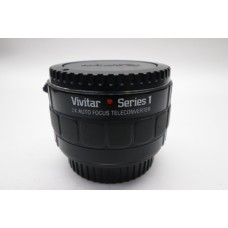 Vivitar Series1 2x-Auto Focus Teleconverter Multicoated 7 Element C-AF1
