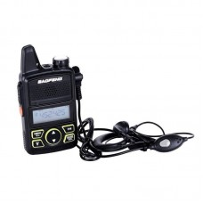 Baofeng BF-T1 Mini Walkie Talkie UHF 400-470Mhz