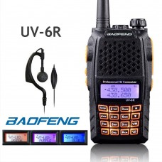 Baofeng UV-6R Two Way FM Radio